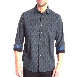 Robert Graham Isherwood Flip Cuff Shirt